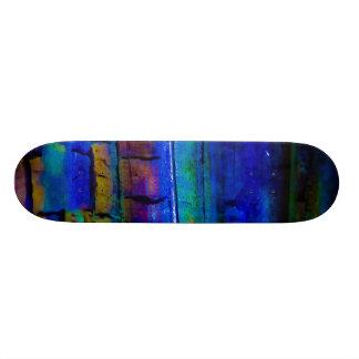 """""""Blue Chip"""" JTG Art Skateboard"""