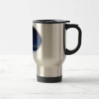 Blue Christmas #6 Travel Mug