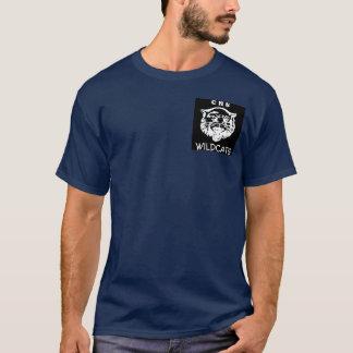 Blue CHS Fight Song T-shirt