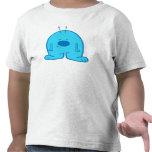 Blue Chubby Alien Shirt
