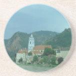 Blue Church in Dürnstein Coaster