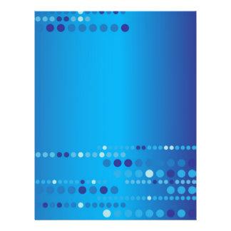 Blue Circles Flyer