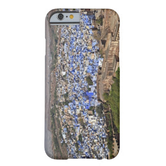 Blue City viewed from Mehrangarh Fort / Jodhpur, Barely There iPhone 6 Case