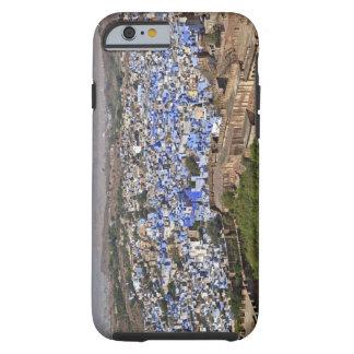 Blue City viewed from Mehrangarh Fort / Jodhpur, Tough iPhone 6 Case