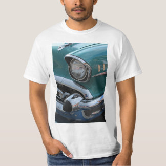 Blue Classic Car T-Shirt