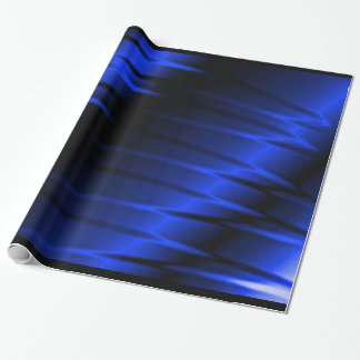 Blue Claws Wrapping Paper