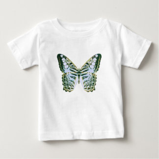 Blue Clipper Butterfly Baby T-Shirt