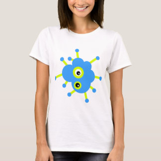 Blue Cloud Germ T-Shirt