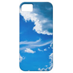 Blue Clouds iPhone 5 Barely There Universal Case iPhone 5 Cases