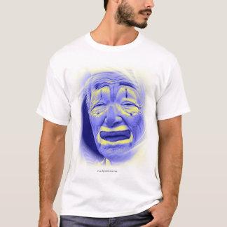 Blue Clown  T-Shirt