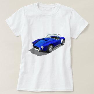 Blue Cobra Car T-Shirt