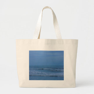 Blue Cocoa Large Tote Bag