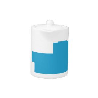 Blue Coffee Grinder Icon