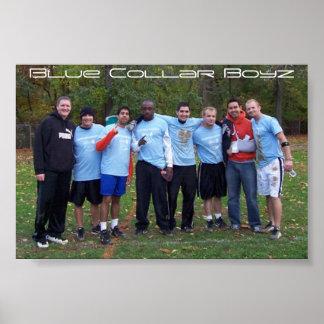 Blue Collar Boyz Posters