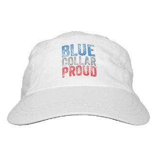 Blue Collar Proud Canvas Hat