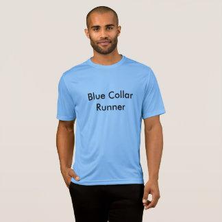Blue Collar Runner Men's T-Shirt