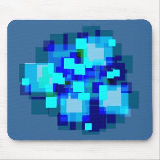 Blue Colors Mousepad
