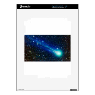 Blue Comet Skins For The iPad 2