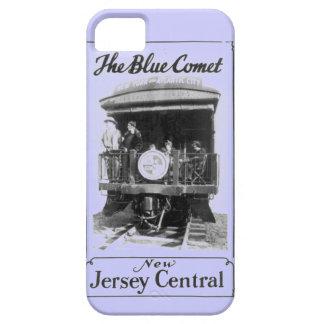 Blue Comet Train iPhone SE/5/5s Case