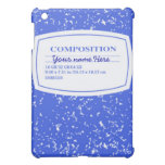 Blue Composition Notebook Speck Case iPad Mini Covers