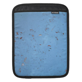 Blue Concrete Texture Sleeves For iPads