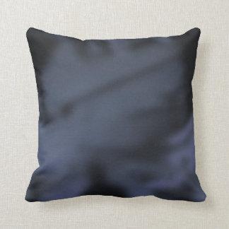 Blue & Copper NYC Sidewalk Shadows Throw Pillow