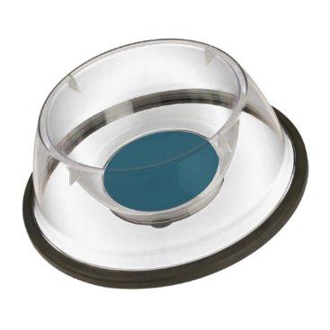 Beach Themed Blue Coral Bowl