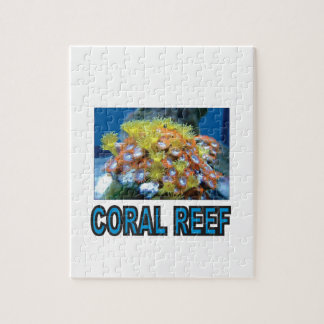 blue coral reef yeah jigsaw puzzle