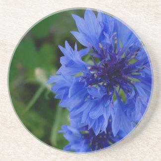 Blue Cornflower Coaster