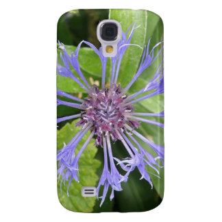 Blue Cornflower  Samsung Galaxy S4 Case