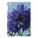 Blue Cornflowers Cover For The iPad Mini