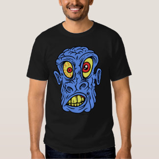 Blue Corpse Tee Shirt