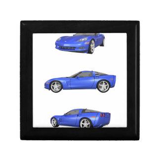 Blue Corvette: Gift Box