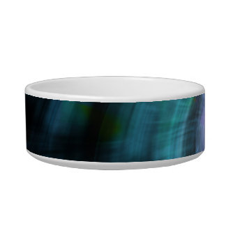 Blue Cosmic Twirl Bowl