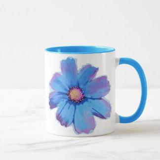 Blue Cosmo, mug
