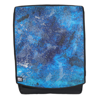 Blue Cosmos #1 Backpack