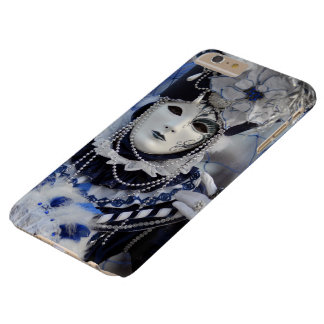 Blue Costume Barely There iPhone 6 Plus Case