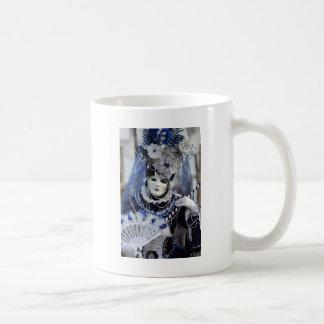 Blue Costume Coffee Mug