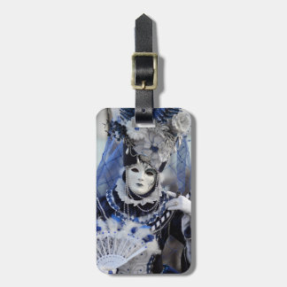 Blue Costume Tag For Luggage