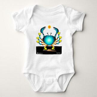 Blue Crab Baby Bodysuit