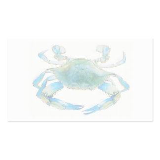 Blue Crab Business Card