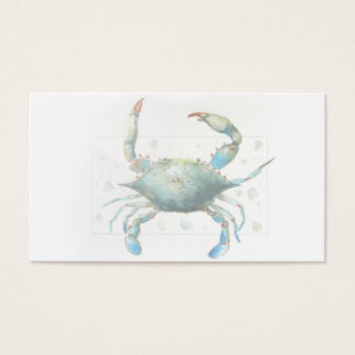 Blue Crab Business Card 3