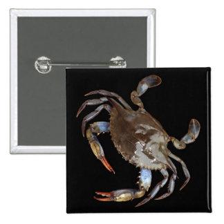 Blue Crab Pin