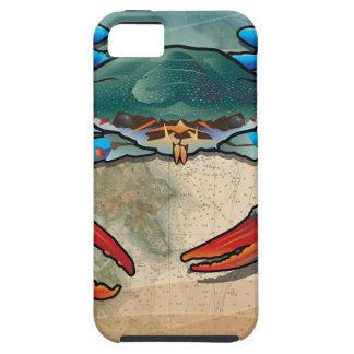 Blue Crab iPhone 5 Cases