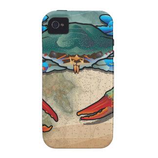 Blue Crab Case-Mate iPhone 4 Cases