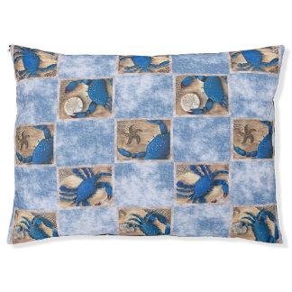Blue Crab Custom Dog Bed