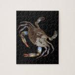 Blue Crab Jigsaw Puzzles