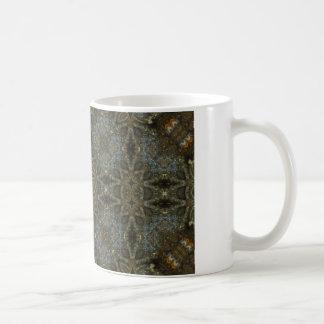 Blue Crab Kaleidocsope Image 8 Coffee Mug