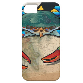 Blue Crab of Maryland iPhone 5 Case
