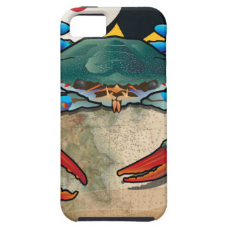 Blue Crab of Maryland iPhone SE/5/5s Case